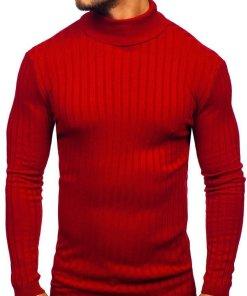 Maletă bărbați roșie Bolf 2002