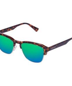 Ochelari de soare barbati Hawkers CLATR06 Carey Emerald Classic