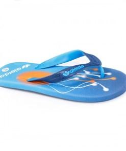 Papuci Pitre blue de plaja