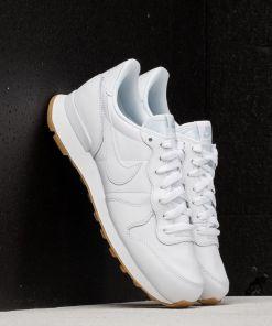 Nike Wmns Internationalist White/ White-White-Gum Light Brown