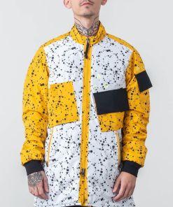 Nike ACG Insulated Jacket White/ Yellow Ochre