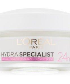 L'Oreal Paris Hydra Specialist crema de zi hidratanta pentru ten uscat si sensibil
