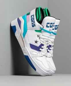 Converse ERX 260 Mid White/ Court Purple/ Bold Jade