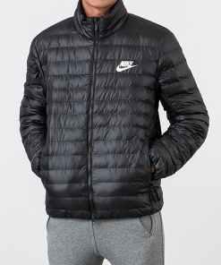 Nike Sportswear Synthetic Fill Bubble Jacket Black/ Black/ Black/ Sail