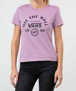 Vans Attendance Crew Tee Valerian