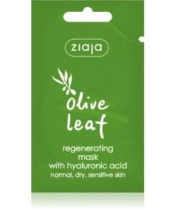 Ziaja Olive Leaf masca pentru regenerare