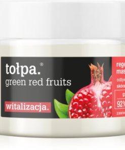 Tołpa Green Red Fruits masca de noapte cu efect de regenerare