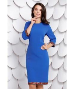 Rochie Liana Electric Blue