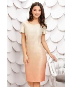 Rochie Clementina Coral