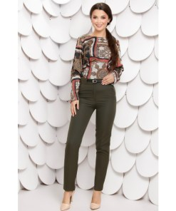 Pantaloni Mariam Kaki