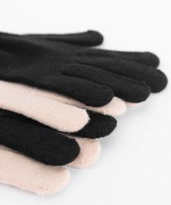 Mănuși cu bordură 2-pack