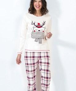 Pijama dama Noel