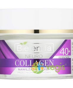 NEURO COLLAGEN Crema concentrata de fata hidratanta anti-rid 40+ zi/noapte 50ml