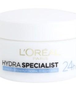 L'Oreal Paris Hydra Specialist crema de zi hidratanta pentru piele normala si mixta