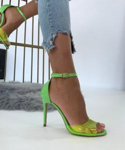 Sandale Charlee Verzi #B5073