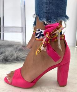 Sandale Mabel Fuchsia #B4865