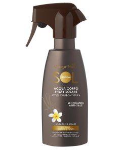 Spray pentru intensificarea bronzului cu extract de vanilie si ulei de monoi 155665