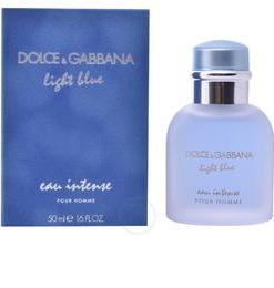 Apa de Parfum Dolce & Gabbana Light Blue Eau Intense, barbati, 50 ml