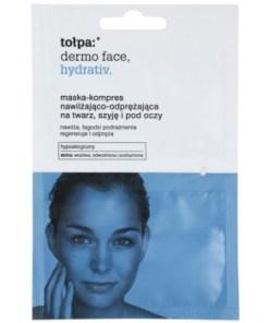 Tołpa Dermo Face Hydrativ masca pentru hidratare intensa pentru fata si zona ochilor