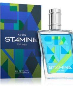 Avon Stamina eau de toilette pentru barbati