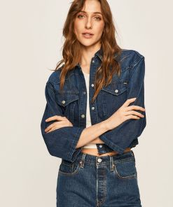 Pepe Jeans - Geaca jeans Archive Carli 1947692