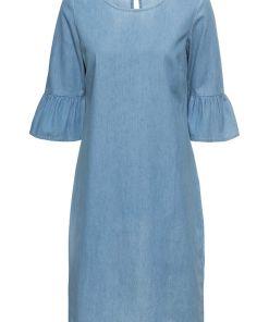 Bonprix Rochie de blugi - albastru prespalat
