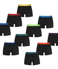 Boxeri Lee Cooper 10 Pack Boxer Shorts Mens