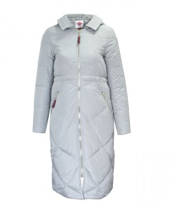 Parka - Lee Cooper Quilted Down Parka Ladies 1095172