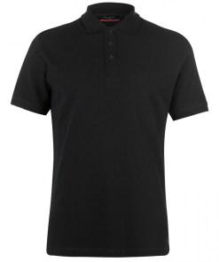 Tricou golf Pierre Cardin Plain Polo Shirt Mens