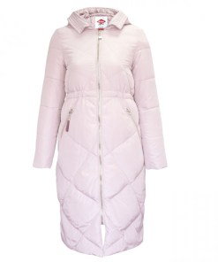 Parka - Lee Cooper Quilted Down Parka Ladies 1095173