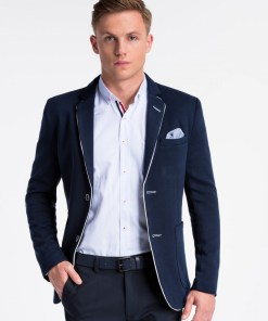 Sacou - Ombre Clothing Elegant men's blazer M81 1004532