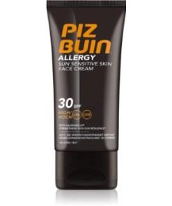 Piz Buin Allergy crema de soare pentru fata SPF 30