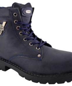 Bocanci Barbati Bleumarin Captusite - Le Grande Boots