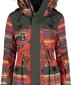 Parka - Women's parka jacket REHALL MERRIL 1056729