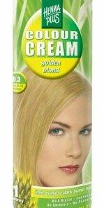 Crema nuantatoare Colour Cream, 8.3 Golden Blond, 60 ml