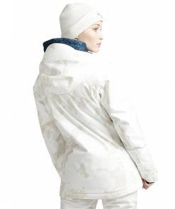 Jacheta iarna Eclipse snow-white