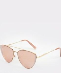 Ochelari de soare ALDO bej, Legarandra101, din PVC