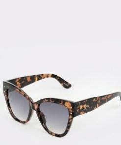 Ochelari de soare ALDO maro, Dwealia967, din PVC