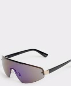 Ochelari de soare ALDO negri, Delydith001 , din PVC
