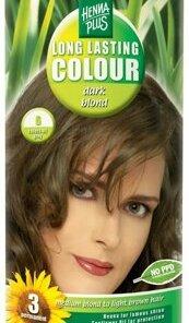 Vopsea par, Long Lasting Colour, Dark Blond 6, 100 ml