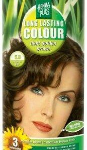 Vopsea par, Long Lasting Colour, Light Golden Brown 5.3, 100 ml