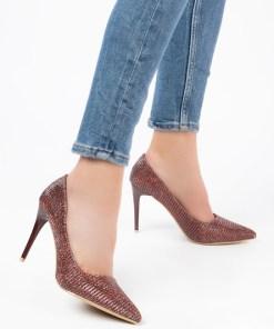 Pantofi stiletto Rima Grena