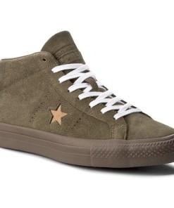 Pantofi sport unisex Converse One Star Pro Mid 157869C
