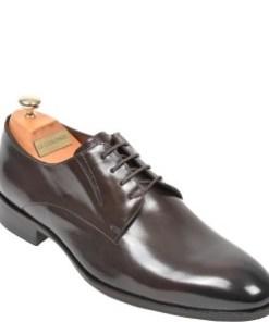 Pantofi LE COLONEL maro, 327104, din piele naturala