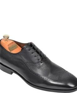 Pantofi LE COLONEL negri, 48741, din piele naturala