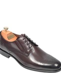 Pantofi LE COLONEL visinii, 62401, din piele naturala