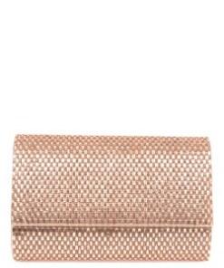 Poseta plic ALDO aurie, Peleaga710, din material textil