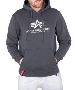 Alpha Industries Basic Hoody 178312 136
