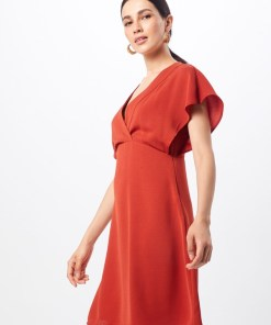 VILA Rochie de vară 'JAHULA' roșu