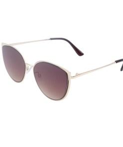 Ochelari de soare maro, pentru dama, Daniel Klein Trendy, DK4305P-2